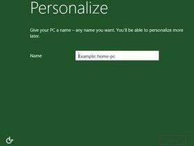 最新版 Windows 8 動手玩:安裝、設定畫面全記錄
