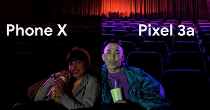 Google 最新廣告嘲笑蘋果iPhone XS:價格比我們貴600美元、夜拍卻拍成這樣?