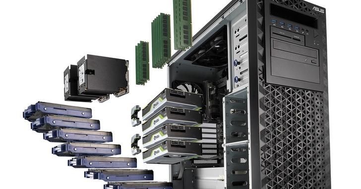 全新ASUS WS980T工作站,首創最高搭載四組NVIDIA / AMD 顯示卡