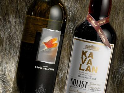 KAVALAN威士忌+義大利白酒,為二十年重逢而喝
