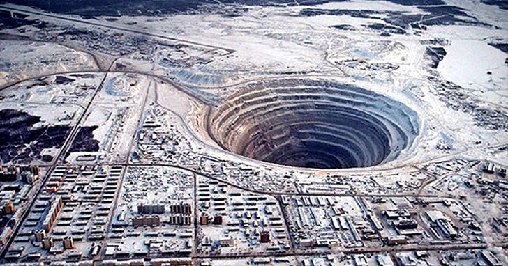 現實版「地獄之門」?地球最深鑽孔聽到神祕尖叫