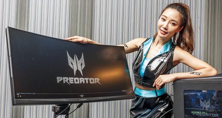 Acer 2019 全新電競螢幕正式發表,四大核心技術勇奪多項世界第一