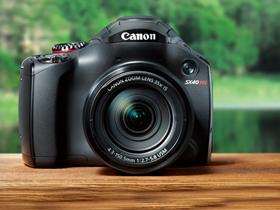 Canon Powershot  SX40 HS、SX150 IS 平民的高倍望遠相機