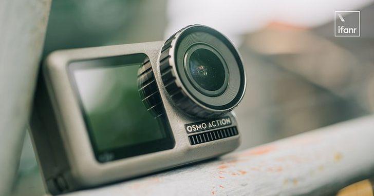 Vlog的超級利器, 大疆運動相機評測:性能比肩 GoPro,售價是驚喜