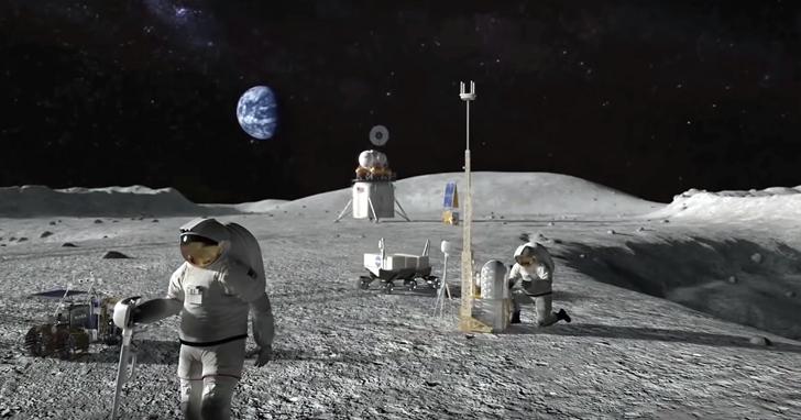NASA即將於2024年重返月球,名為阿緹米斯計劃