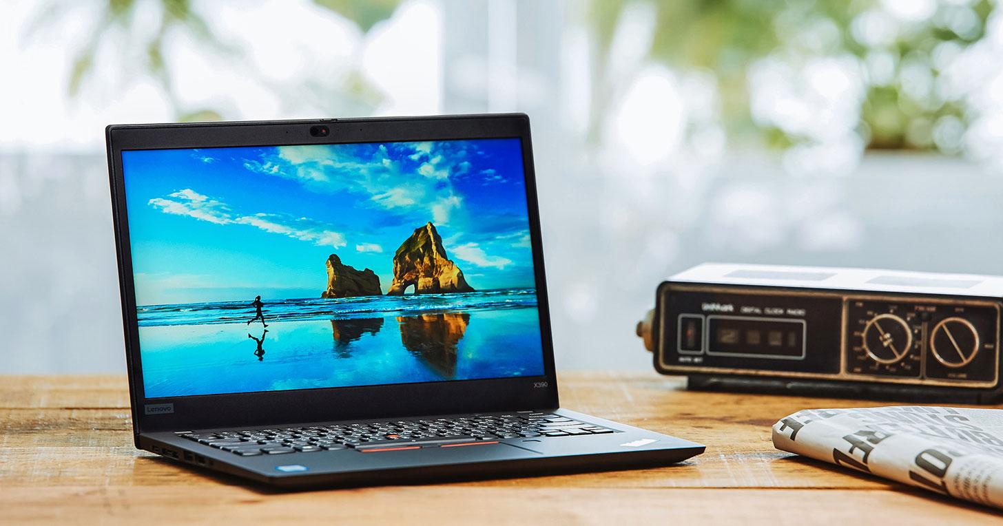 ThinkPad X390 第一手開箱:輕薄易攜與窄邊框帶來全新體驗!