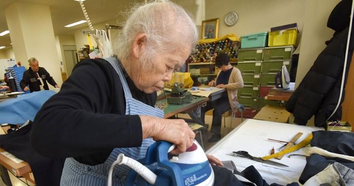 她 75 歲,仍在日本求職
