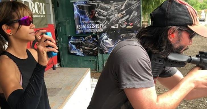 基努李維訓練影帶曝光!《捍衛任務3》網友驚嘆:被演員工作耽誤的殺手!