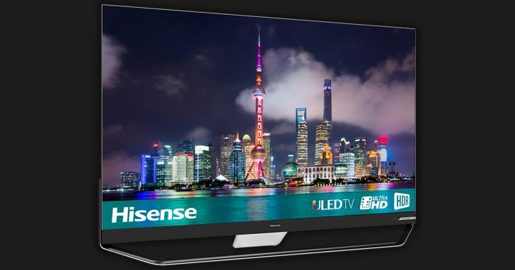 1 片 LCD 面板不夠用就黏 2 片!Hisense ULED XD 可提供百萬級對比與 0.00003nits 最低亮度