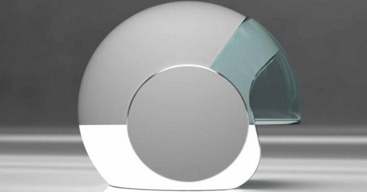 加速時會變紅燈的超大片 LED 安全帽,你會想買一頂嗎?