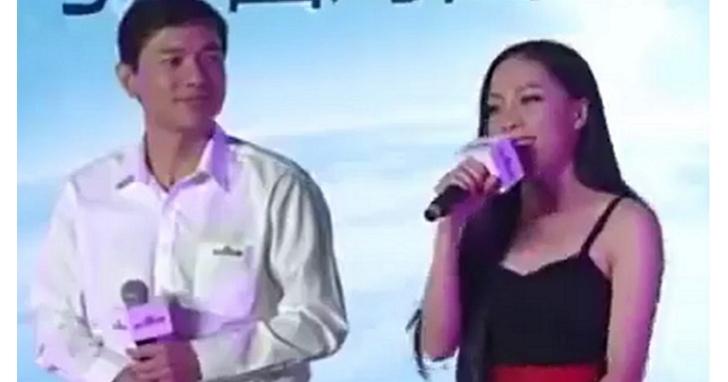 復旦大學為百度CEO李彥宏「造神」歌唱舊影片,4年後中國引起爭議,現場根本造勢大會
