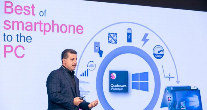 Computex 2019:Qualcomm資深副總經理談常時連網PC,續航力是最大優勢 | T客邦