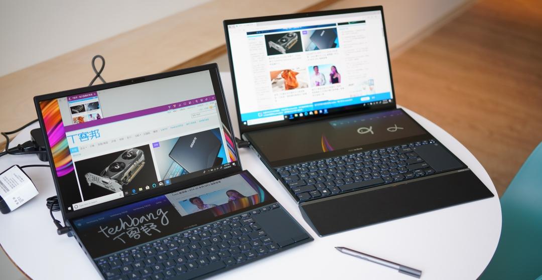 Computex 2019:真雙螢幕筆電!華碩推 ZenBook Pro Duo / ZenBook Duo 創意新機