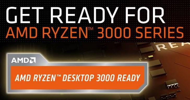 Computex 2019:AMD 續推主機板 Ryzen 3000 Ready 標示支援計畫,但 X570 晶片組可能不支援 14nm Zen 微架構 Ryzen | T客邦