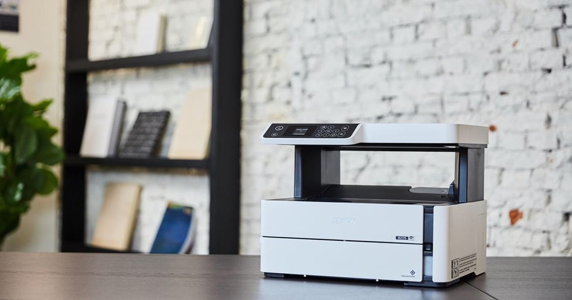Epson M2170 黑白連續供墨複合機搶先測:「聲控」加持,既精省又便利的辦公助手!