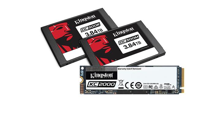 Computex 2019:Kingston展示新一代SSD固態硬碟及全方位儲存解決方案