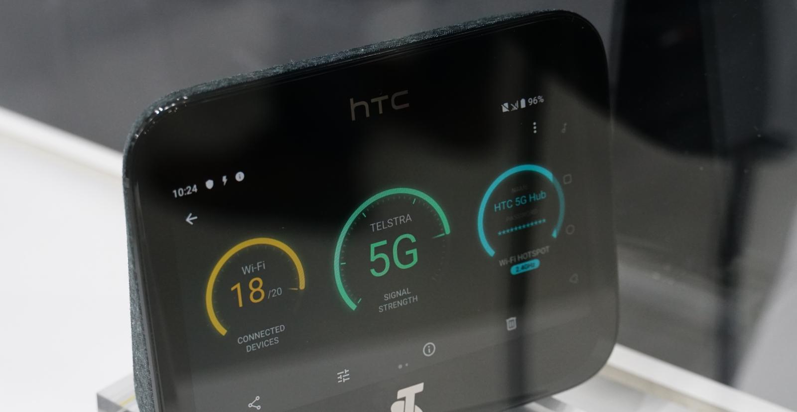 Computex 2019:高通聯手中華電信、HTC、Nokia 展出 5G 網路應用