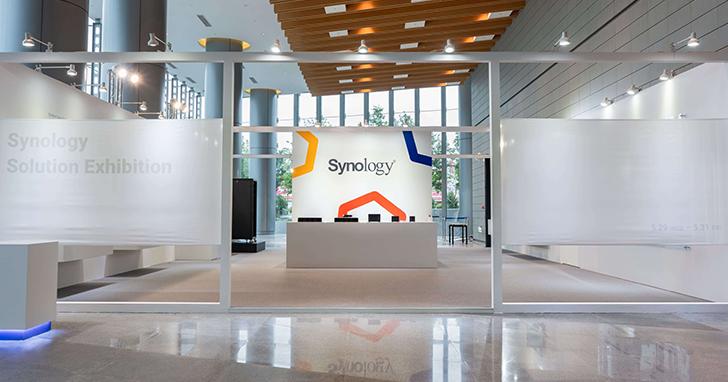 從 NAS 到資料管理,Synology 助企業數位轉型