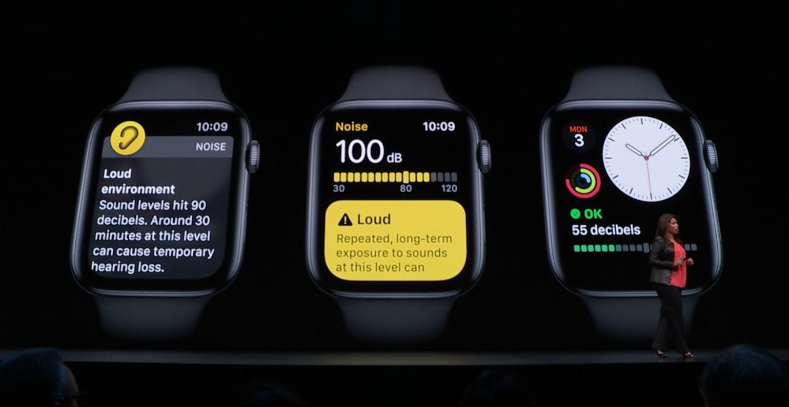 watchOS 6 登場:可獨立下載 app、提醒生理週期、當分貝計
