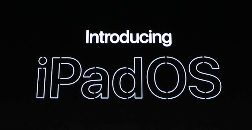 iPad 現在也有自己的作業系統了!「iPadOS」正式推出,強化多工與手勢功能