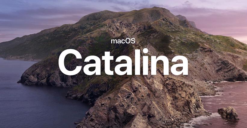 新 macOS「Catalina」發表:讓 iPad 變身第二螢幕或是繪圖板,連接 iPhone 也不再強制開啟 iTunes 了