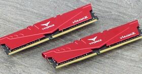 趁便宜買進大容量記憶體!Team Group T-FORCE VULCAN Z DDR4-3200 16GB x 2 雙平台測試