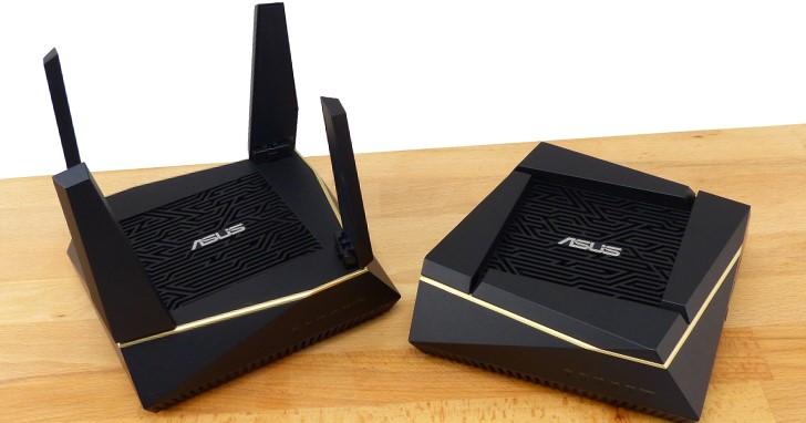 Wi-Fi 6/802.11ax 加強回程網路,Asus AiMesh AX6100 Wi-Fi 系統 RT-AX92U 雙包裝測試