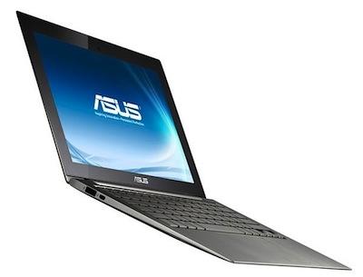 Asus UX21、UX31 Ultrabook 歐洲開賣