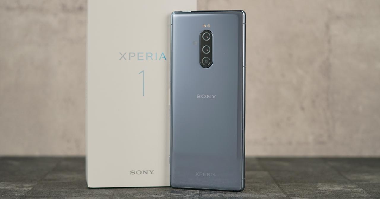 Sony Xperia 1 正式開賣,首購禮、電信方案優惠整理