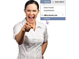 善用 Facebook 新的好友名單,開除老闆或建立新的關係