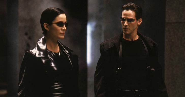 《駭客任務》上映20周年重返大銀幕!讓基努李維再次解放你的心靈