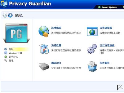 PC Tools Privacy Guardian 繁中版免費序號大放送