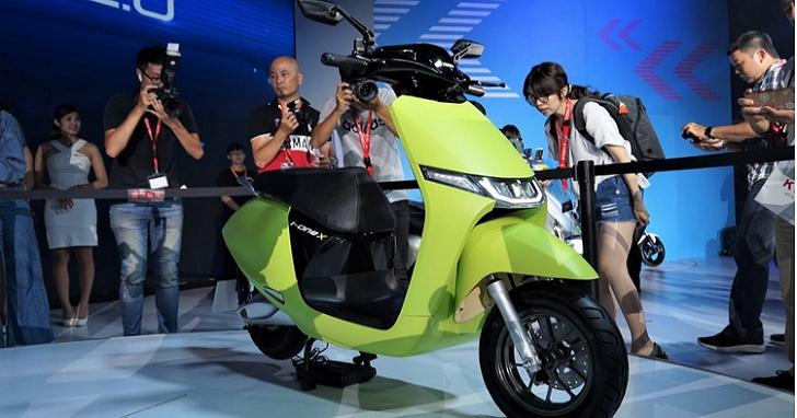 光陽白牌電動車 i-One X,預計 2020 上半年上市