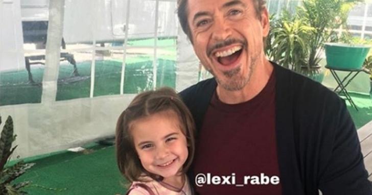 飾演鋼鐵人女兒的七歲童星遭黑粉,在IG短片呼籲「請不要再欺負我以及我的家人」