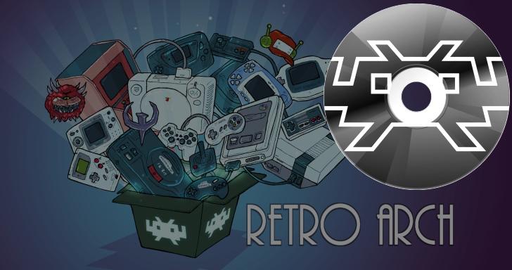 RetroArch迎來PS2模擬器與讀取光碟功能,可望在單板電腦上玩原版光碟遊戲