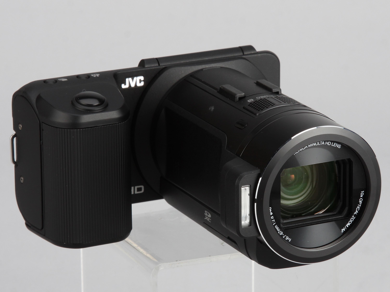 JVC 類單眼相機首發:JVC GC-PX10 評測
