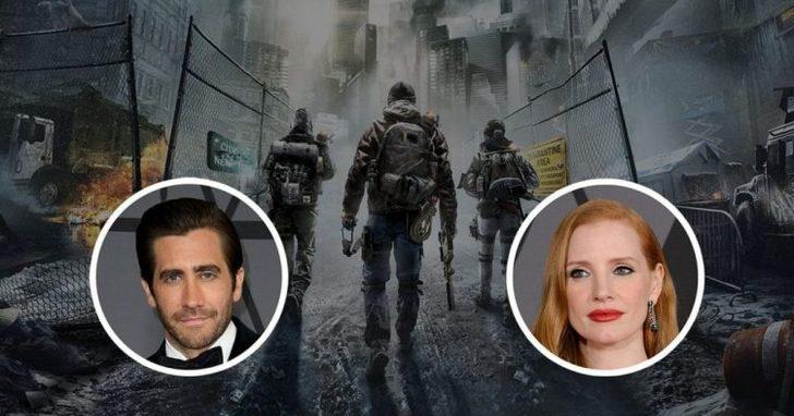 育碧公佈《全境封鎖》電影進度,將在 Netflix獨家播出