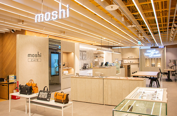 Moshi台北三創生活園區正式開幕,總價值超過 20 萬的開幕好禮等你來拿!