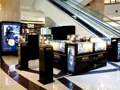 歡慶台北101購物中心周年慶  MIDO美度表大方回饋機械錶迷