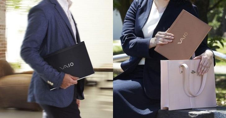 VAIO 再推輕薄筆電,VAIO SX12 只有 897 克、配置 D-Sub、HDMI、RJ-45 完整輸出入埠