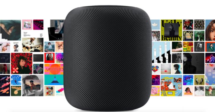 搶先 Google、亞馬遜!蘋果智慧音箱 HomePod 夏末在台上市