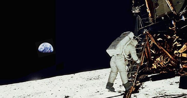 紀念登月五十週年,你可以用手機把阿波羅 11 號搬進你家客廳