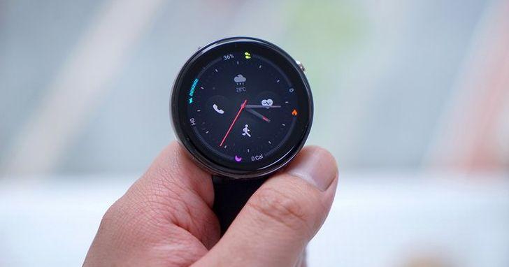 加入了 eSIM 的 AMAFIT 智能手錶 2 想獨立,正如華米自身一樣