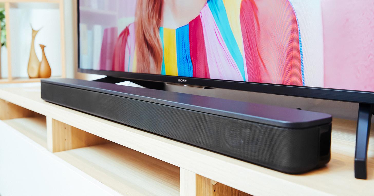 Sony HT-S350 Soundbar 單件式環繞音響搶先測:都會小空間的音效魔法師