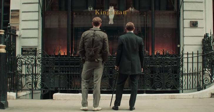 《金牌特務:金士曼起源》預告釋出,紳士救地球的開始