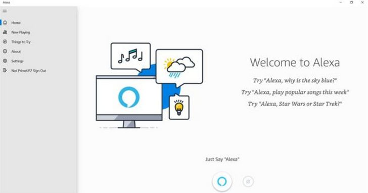 Windows 10 將可以使用 Alexa 之類的第三方語音助理,不用再綁定 Cortana
