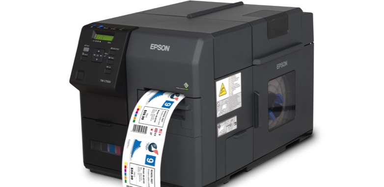Epson數位標籤印刷墨水!全面通過歐盟食品接觸材料法規