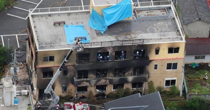 京都動畫縱火犯青葉真司聲稱犯案動機為抄襲,34死34傷罪刑重大