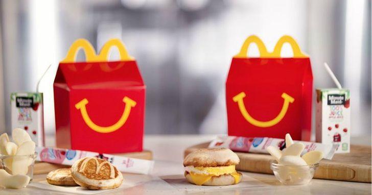 以後在麥當勞吃快樂兒童餐可能沒有塑膠玩具了,因為這很不綠色環保