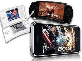 iPhone 4S:吸引遊戲開發商,Apple 幹掉掌機 4大優勢
